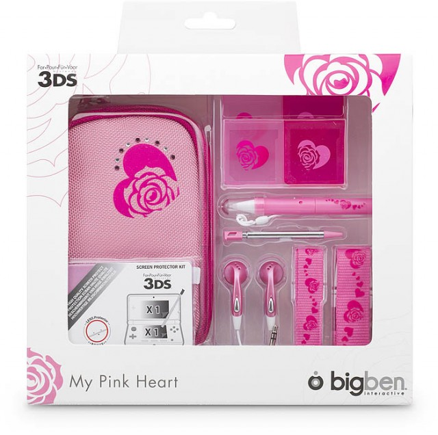 My Pink Heart - Packshot