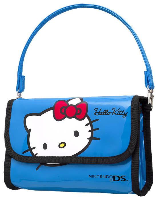 Hello Kitty® HK 520 Carrying Bag (Blue) - Packshot