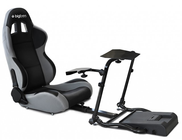 120-RS Competition Seat - Packshot