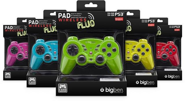 Pad Wireless Fluo - Packshot