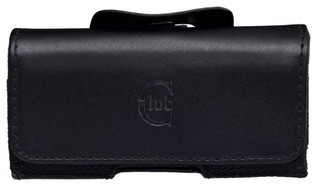 Universal black Club case (Small) - Packshot