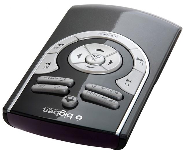 Blu-Ray Remote – Image   #1