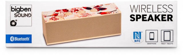 """Nomad"" Bluetooth® Speaker ""Birdy"" - Packshot"