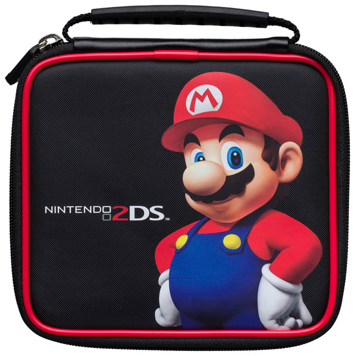 official mario pouch bigben us bigben audio gaming smartphone tablet accessories. Black Bedroom Furniture Sets. Home Design Ideas