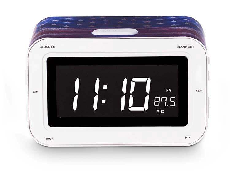 alarm clock radio usa bigben us bigben audio. Black Bedroom Furniture Sets. Home Design Ideas