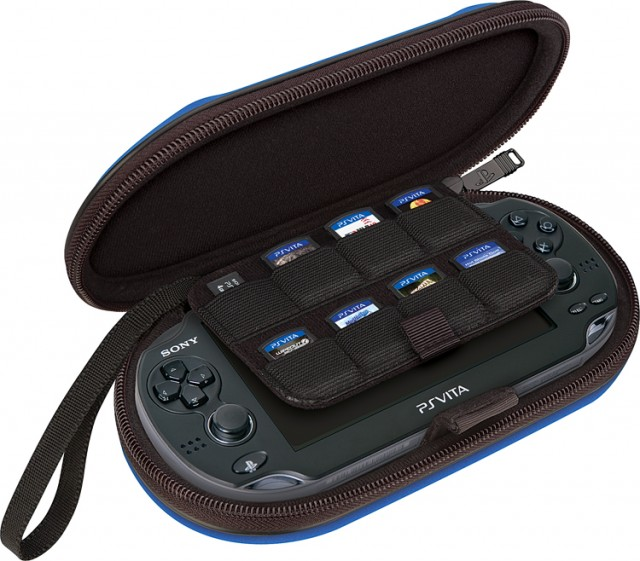 Carrying case for PSVita PSV122 - Packshot