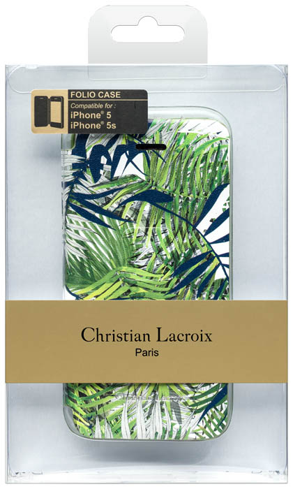 Christian lacroix folio case eden roc stone pine bigben us bigben a - Christian lacroix accessories ...