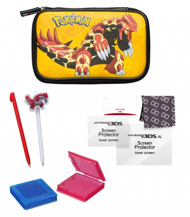 Nintendo DS™ Accessories Bundle - Packshot