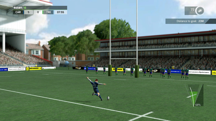 RUGBY 15 – Screenshot #2