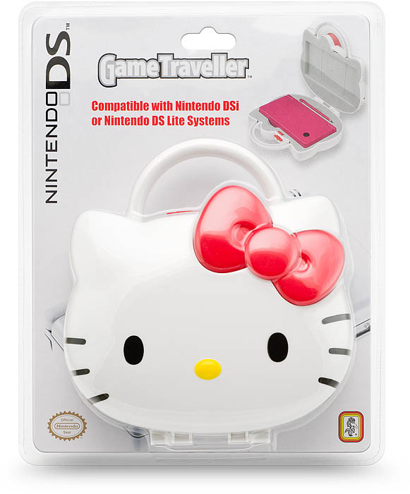 Hello Kitty® HK 500 Carrying Case – Image