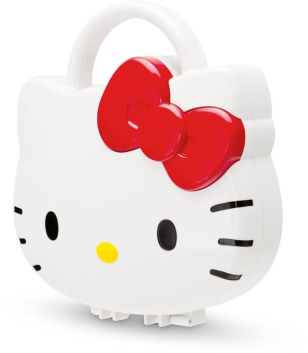 Hello Kitty® HK 500 Carrying Case – Image   #1