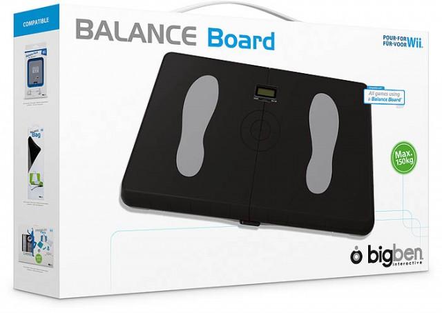 Balance Board (Black) – Image   #1