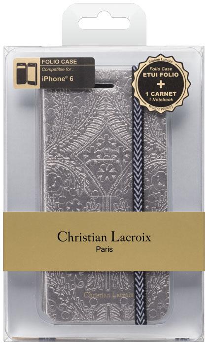 Christian lacroix folio case paseo silver notebook paseo gold big - Christian lacroix accessories ...