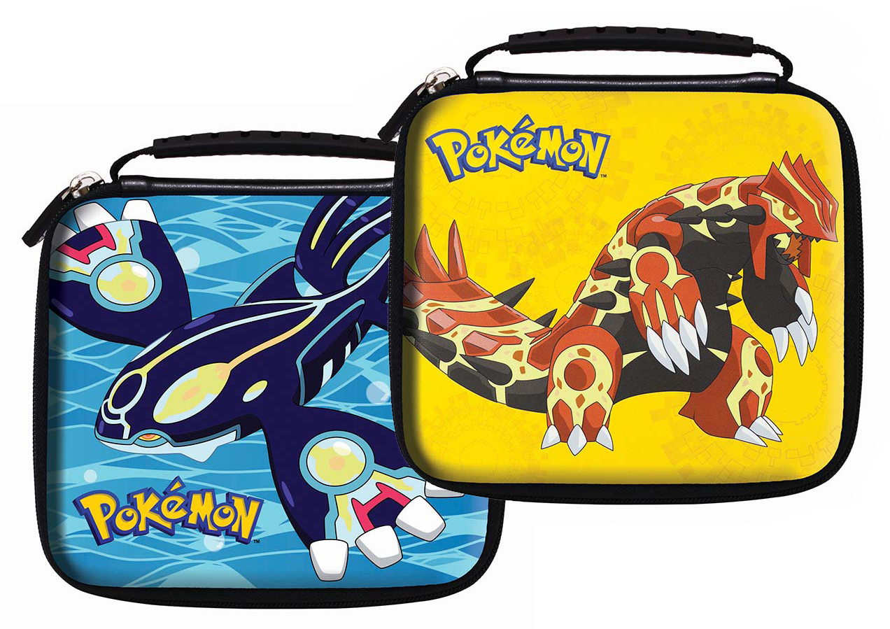 Pokemon carrying bag bigben us bigben audio gaming for Housse 2ds pokemon