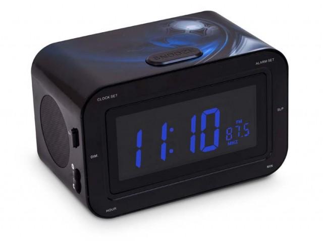 Dual Alarm Clock - Packshot