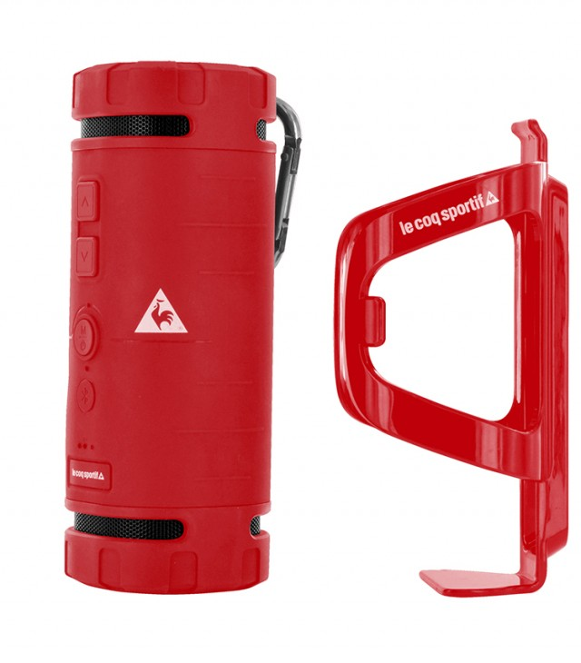 Le Coq Sportif Speaker Bluetooth® (Red) - Packshot