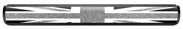 Multimedia Wireless Sound bar 2.0 'Glitter' – Packshot