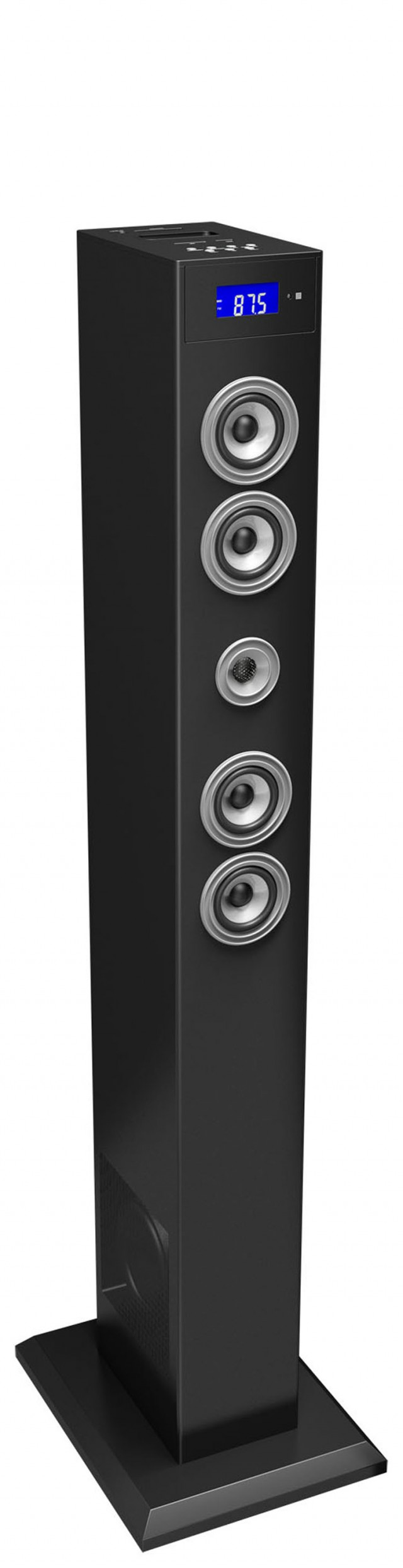 Multimedia tower with adaptador Bluetooth - Packshot