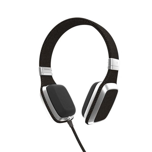 Ora ïto Wired Headset Gïotto (Black & Grey) - Packshot