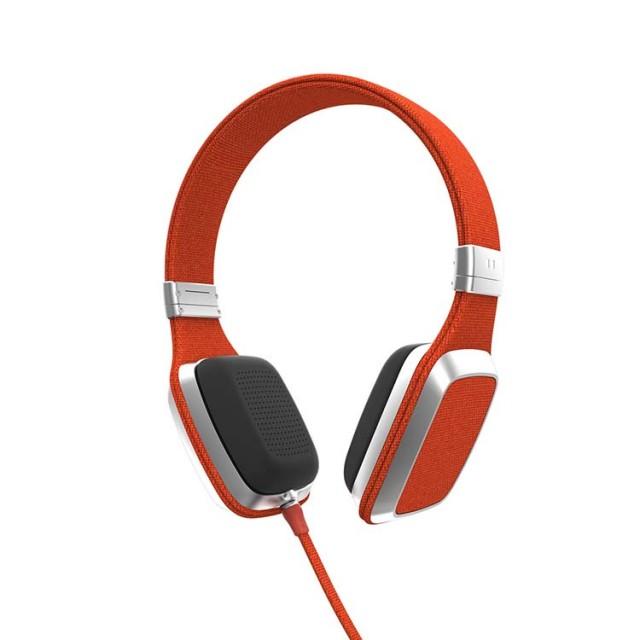 Ora ïto Wired Headset Gïotto (Red & Orange) - Packshot