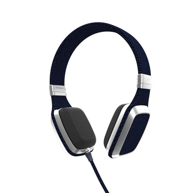 Ora ïto Wired Headset Gïotto (Blue & Black) - Packshot