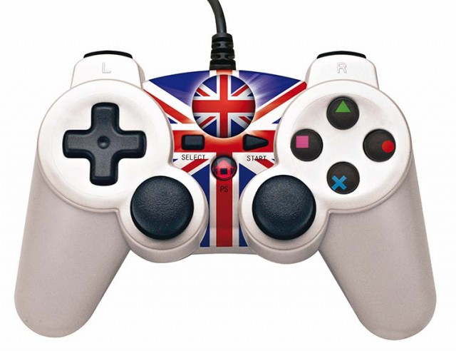 Wired Controller UK – Packshot