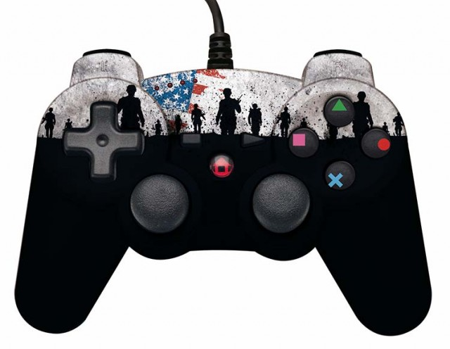 Wired Controller Military - Packshot