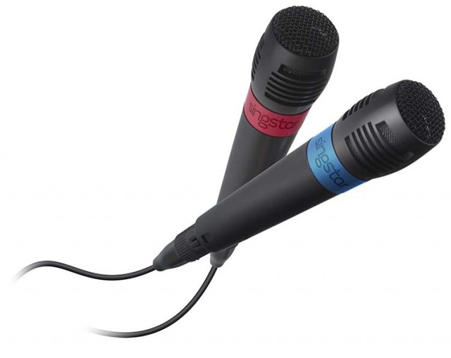 Pack of 2 wired USB microphones - Packshot
