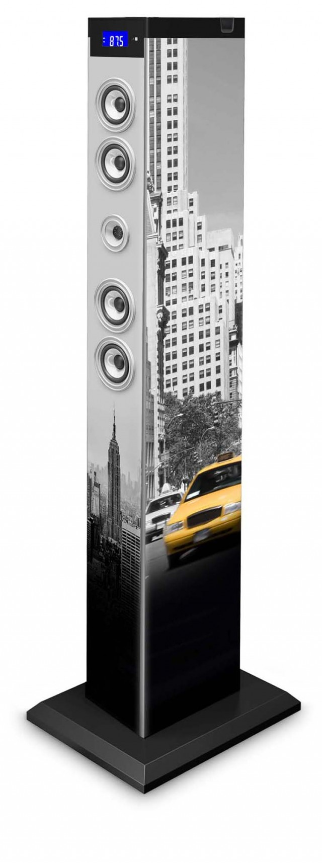 Multimedia Tower New-York - Packshot