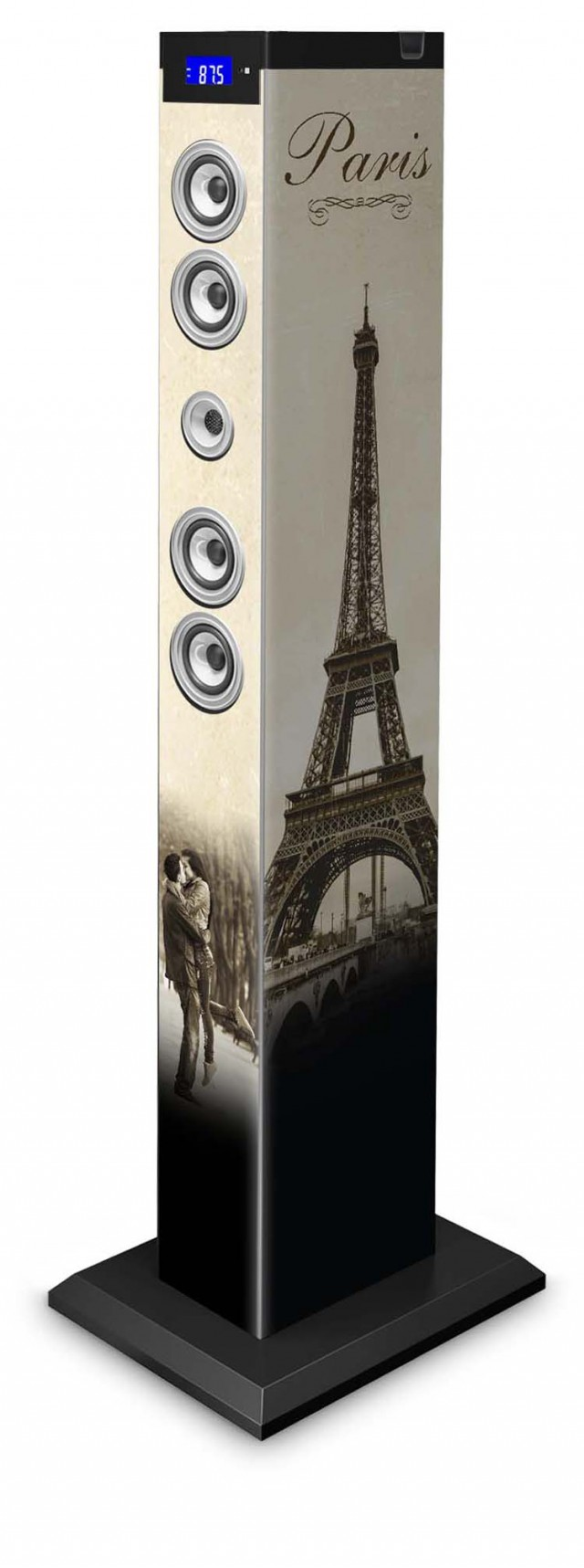 Multimedia Tower Paris - Packshot