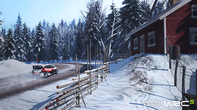 WRC 5 – Screenshot
