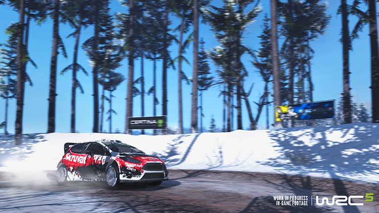 WRC 5 – Screenshot #2