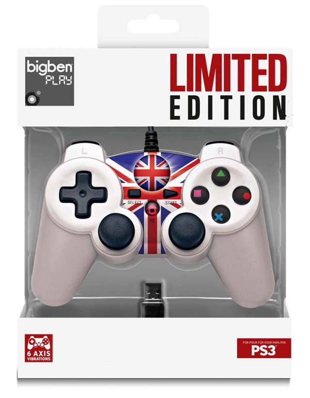 Wired Controller UK – Image