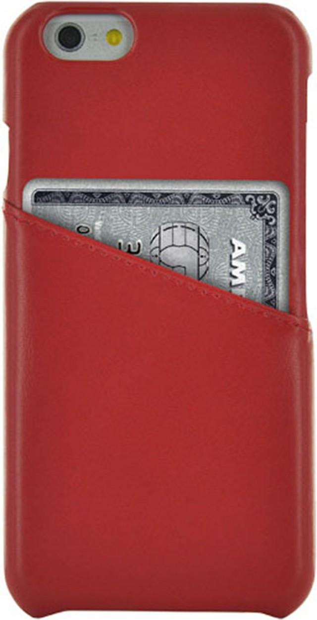 Hard Case Leather (Red) - Packshot
