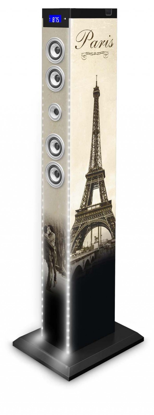 Multimedia Tower Light Paris - Packshot