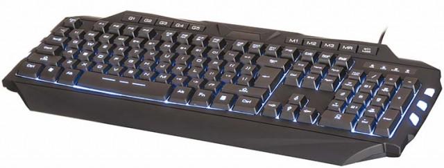 NACON Gaming keyboard with macro keys and backlighting – Image