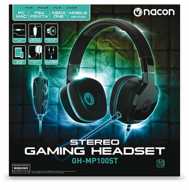 NACON Stereo Gaming Headphones – Image   #2