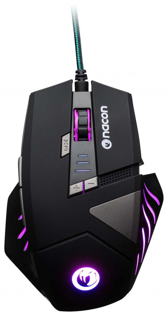 NACON Gaming Mouse with Optical Sensor – Image   #35
