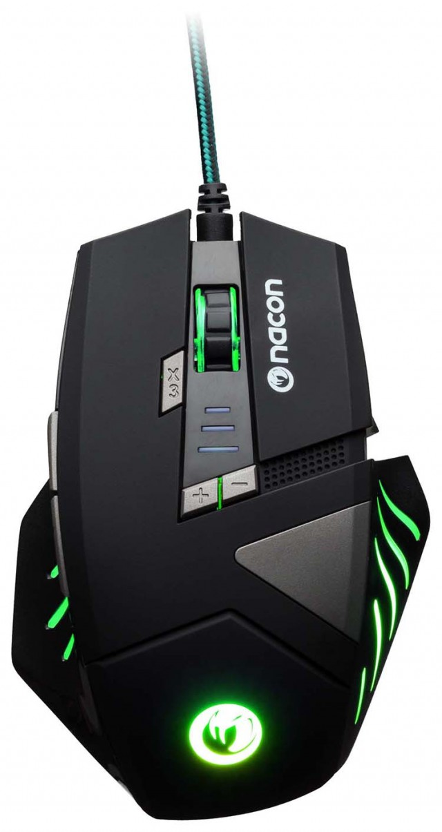 NACON Gaming Mouse with Optical Sensor – Image   #17