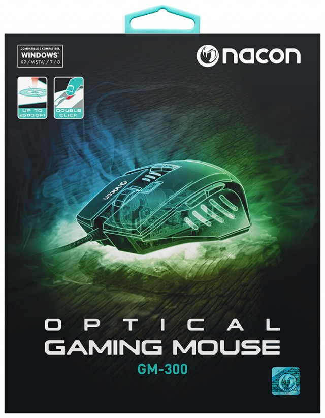 NACON Gaming Mouse with Optical Sensor – Image   #30