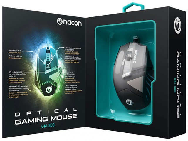 NACON Gaming Mouse with Optical Sensor – Image   #33