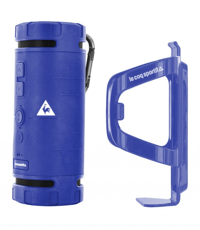 Le Coq Sportif Speaker Bluetooth® (Blue) - Packshot