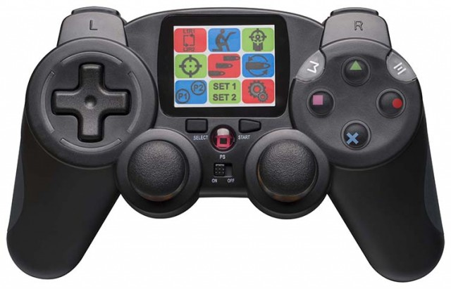 Wireless Controller 3-directionnal – Packshot
