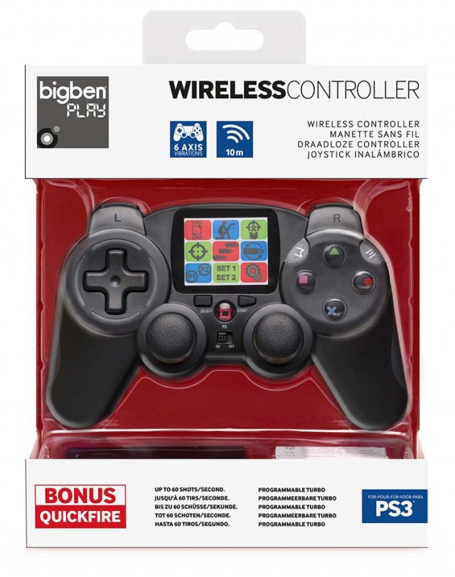 Wireless Controller 3-directionnal – Image   #4