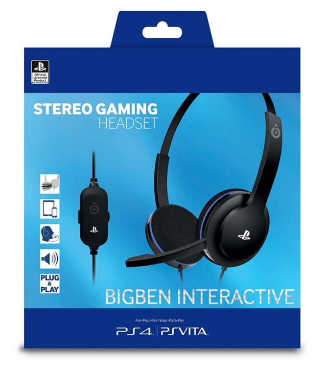 SONY Stereo Gaming Headset – Image   #1
