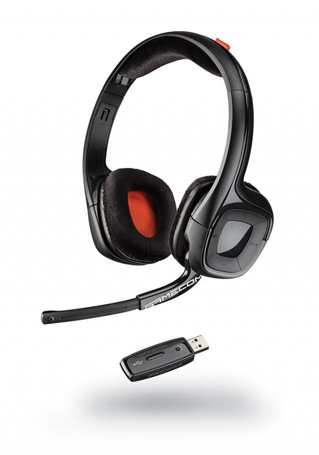 PLANTRONICS Gaming Headset P80 - Packshot