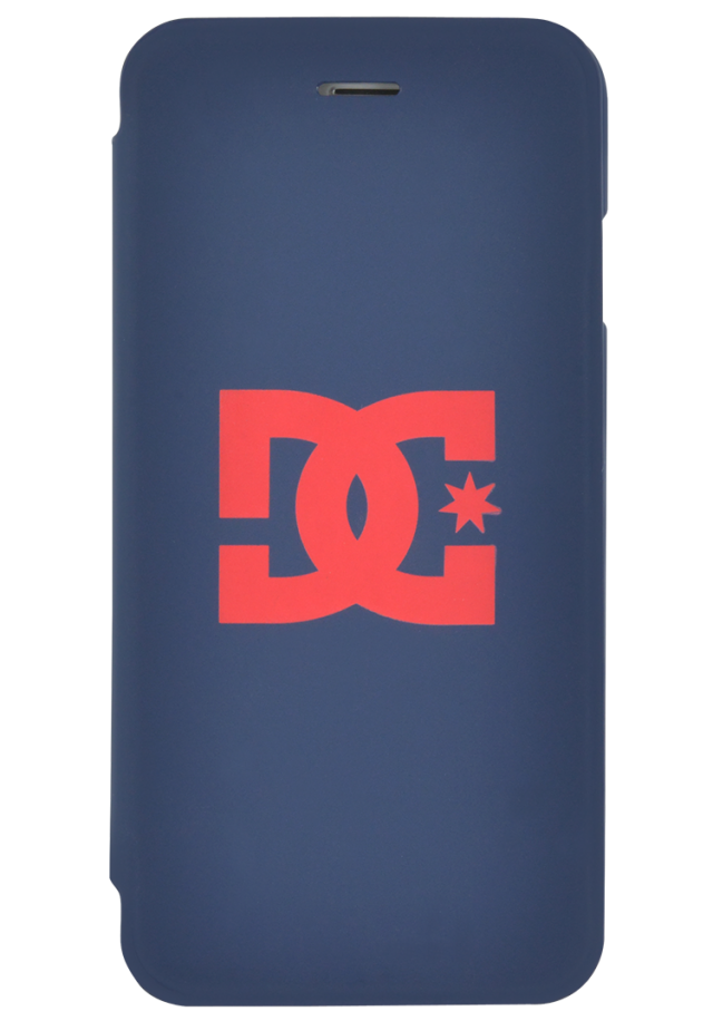 DC SHOES Folio Case (Blue) – Packshot
