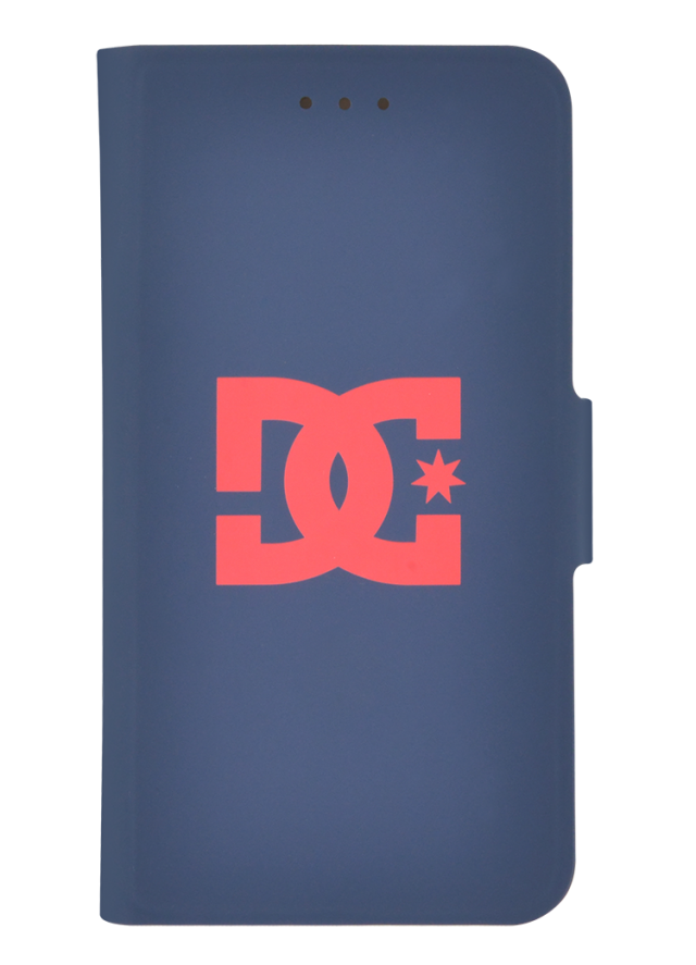 DC SHOES Universal Folio Case (Blue) - Packshot