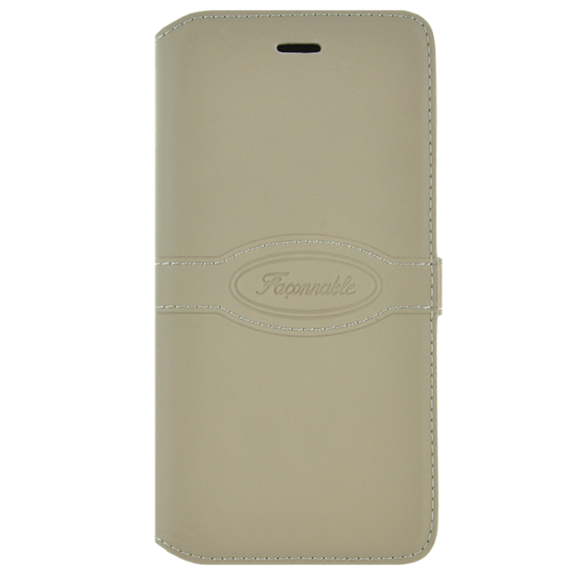 FACONNABLE Folio Case (Beige) - Packshot
