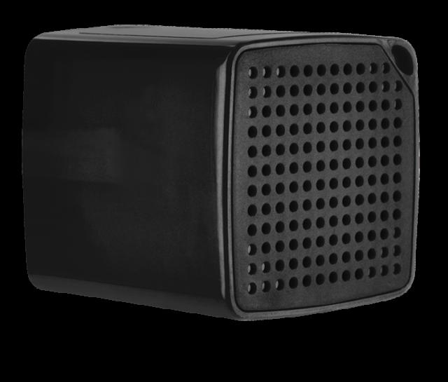 COLORBLOCK Mini Bluetooth® Speaker (Black) – Image